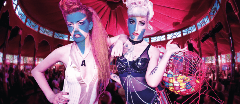 Rebel Bingo Meets The Mr Ben Agency for Mecca Takeover - The